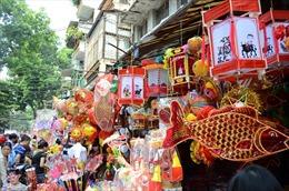 Hà Nội: Hạn chế tổ chức các chương trình tập trung đông người đón Trung thu