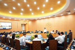 Hà Nội đề xuất báo chí phản ánh vi phạm để phạt 'nguội' việc không đeo khẩu trang