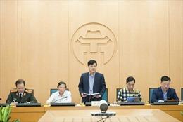 Phát hiện một số trường hợp nhập cảnh trái phép vào Hà Nội