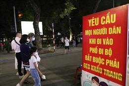 Người Hà Nội phải đeo khẩu trang khi đến 5 điểm công cộng