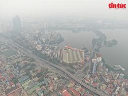 Chất lượng không khí trên địa bàn Hà Nội rất xấu