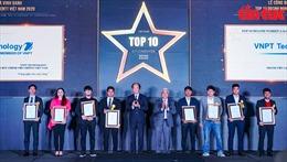 Vinh danh TOP 10 doanh nghiệp CNTT Việt Nam 2020