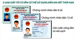 Thủ tục đổi chứng minh nhân dân sang thẻ căn cước công dân gắn chíp