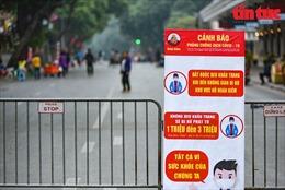Quận Hoàn Kiếm đề nghị mở lại hoạt động phố đi bộ Hồ Gươm từ ngày 2/3