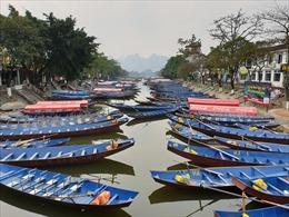 Lập 9 chốt tại chùa Hương để chặn dịch COVID-19