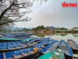 Toàn cảnh chùa Hương trong dịch COVID-19