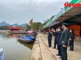 Hà Nội thanh tra các chốt kiểm soát dịch COVID-19 tại Chùa Hương