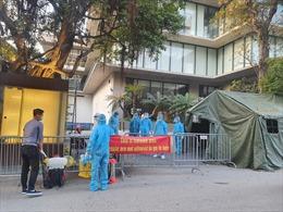 Hà Nội thông tin về chủng virus SARS-CoV-2 của ca bệnh người Nhật tử vong