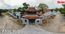 'Đệ nhất danh lam' chùa Đậu