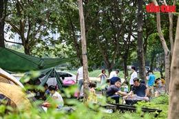Dịch COVID-19: Hà Nội tạm dừng hoạt động phố đi bộ và các lễ hội