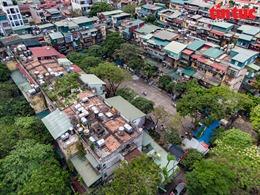 Bí thư Thành ủy Hà Nội: Cải tạo chung cư cũ là nhiệm vụ cấp bách