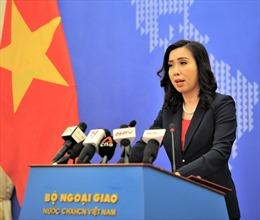Bộ Ngoại giao Việt Nam lên tiếng về vụ bản đồ có 'đường lưỡi bò' trên website H&M