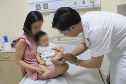 28 quận, huyện của Hà Nội đã xuất hiện dịch tay chân miệng