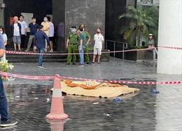 Thông tin ban đầu về vụ nam thanh niên tử vong tại chung cư Thái Hà - Constrexim 1