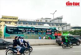 Tầm nhìn quy hoạch, quản lý bến xe tại Hà Nội - Bài 2:'Khai tử xe dù bến cóc'