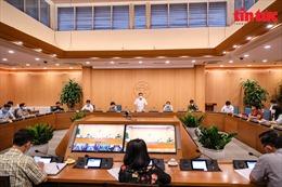 Hà Nội xét nghiệm sàng lọc cho người trở về từ vùng dịch tại Bắc Giang, Bắc Ninh