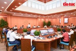 Hà Nội tập trung toàn lực chống COVID-19 để 'Ngày hội toàn dân' diễn ra thành công
