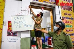 Quán bia, chợ cóc tất bật đóng cửa sau công văn hoả tốc của TP Hà Nội