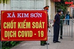 Ký túc xá Học viện Nông Nghiệp Việt Nam được sử dụng làm khu cách ly tập trung