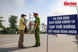 Hà Nội ghi nhận thêm 1 ca dương tính COVID-19 tại ổ dịch huyện Thường Tín