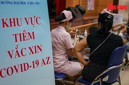 Hà Nội sẽ tiêm 91.000 liều vaccine AstraZeneca cho 4 nhóm đối tượng