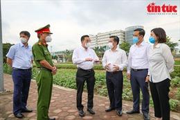 Hà Nội ra Chỉ thị hỏa tốc tăng cường chống dịch tại 30 quận, huyện