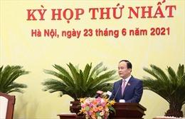 Khai mạc Kỳ họp thứ nhất HĐND Thành phố Hà Nội khóa XVI