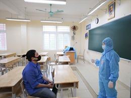 Thi vào lớp 10 tại Hà Nội: Có 35 thí sinh là F1, F2