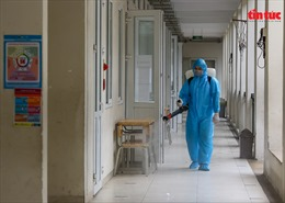 Sẽ phun khử khuẩn cơ sở giáo dục tại Hà Nội trước khi đón học sinh quay trở lại trường