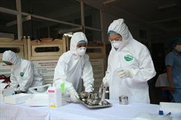 Hà Nội: Phong toả Chung cư Viễn Đông Star, tạm dừng hoạt động chợ Giáp Nhị