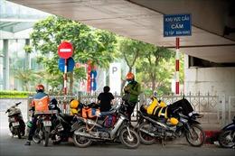 Hà Nội dừng hoạt động xe mô tô 2 bánh vận chuyển khách và hàng hóa