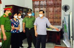 Kiểm soát chặt 'vùng đỏ' nguy cơ cao thứ 3 tại Hà Nội