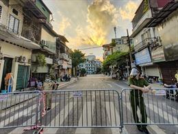 Hà Nội cấm phương tiện qua các tuyến phố Nguyễn Khuyến, Văn Miếu, Quốc Tử Giám