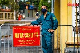 Phong toả chợ Đại Từ và 1.200 hộ dân phường Đại Kim (Hà Nội)
