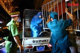 Hà Nội: Gỡ bỏ cách ly y tế tại ngõ 105 Vọng Hà