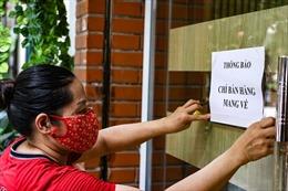 Từ 12 giờ ngày 16/9, Hà Nội cho phép mở một số dịch vụ tại địa bàn không có ca cộng đồng