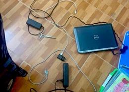 Vụ cháu bé bị điện giật tử vong: Bảo đảm an toàn cho học sinh khi học trực tuyến tại nhà