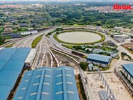 Đẩy nhanh tiến độ dự án Metro số 3 Nhổn - Ga Hà Nội
