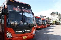 Hà Nội thí điểm khôi phục 7 tuyến xe khách liên tỉnh