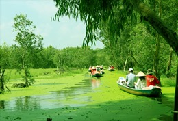Phát triển mạnh sản phẩm du lịch đặc thù, thích ứng biến đổi khí hậu