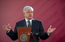 Mexico hy vọng Mỹ thay đổi ý định áp thuế5% với hàng hoá