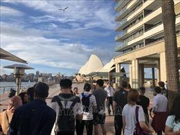 Rò rỉ khí ga tại khu vực nhà hát Opera ở Sydney, hàng trăm người phải sơ tán