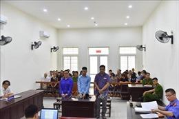 Phạt tù nhóm bị cáo làm giả hồ sơ tại Bệnh viện Tâm thần Trung ương I