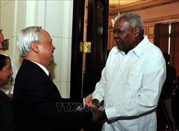Quốc hội Việt Nam và Cuba cam kết thúc đẩy quan hệ hợp tác truyền thống