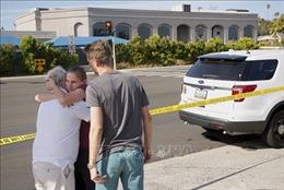Xả súng tại giáo đường Do Thái ở California