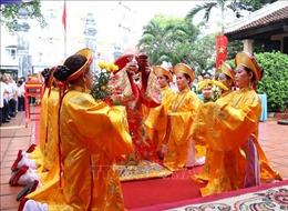 Lễ Giỗ tổ Hùng Vương: Giáo dục truyền thống yêu nước, bảo vệ Tổ quốc