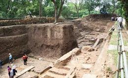 Phát hiện nhiều dấu tích kiến trúc các triều đại tại Hoàng thành Thăng Long