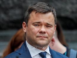 Ông Andriy Bogdan được chỉ định làm Chánh Văn phòng Phủ Tổng thống Ukraine