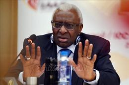 Công tố viên Pháp đề nghị đưa cựu Chủ tịch IAAF Lamine Diack và con trai ra xét xử