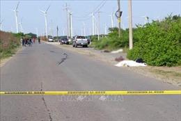 Xả súng làm 6 người chết tại bang Oaxaca của Mexico